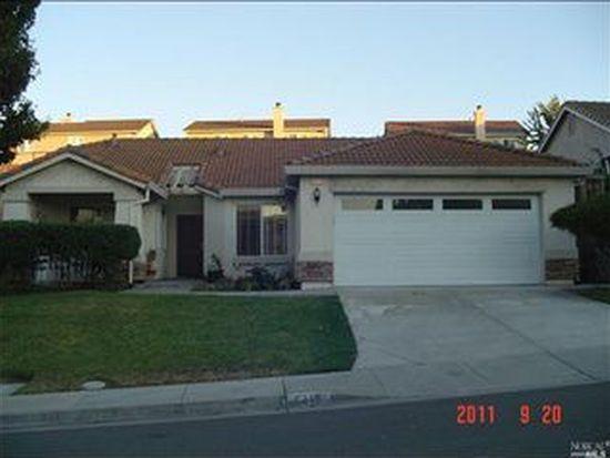 5415 La Salle Way, Vallejo, CA 94591