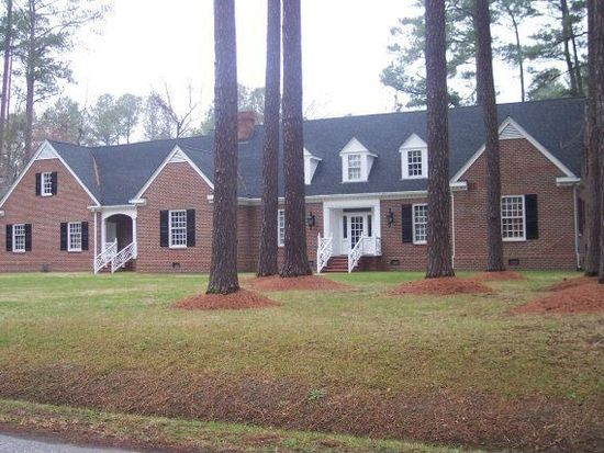 3808 Winchester Rd, Rocky Mount, NC 27804