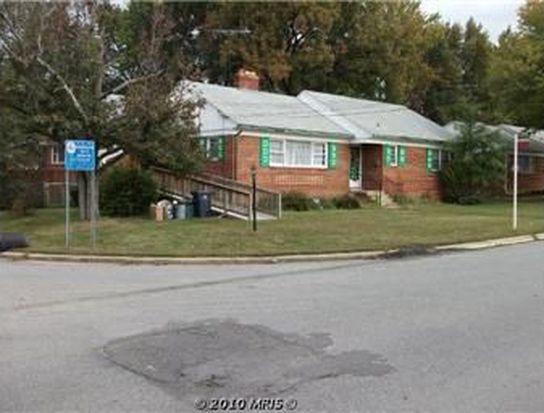 2800 Colebrooke Dr, Temple Hills, MD 20748