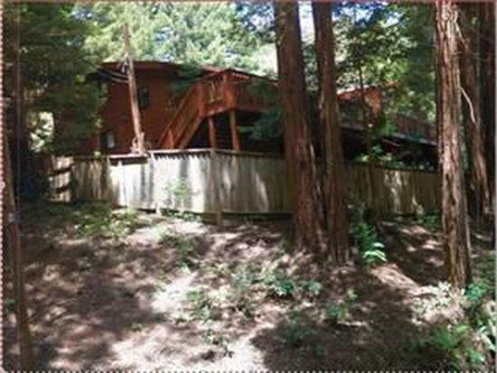 722 Valley View Rd, Ben Lomond, CA 95005