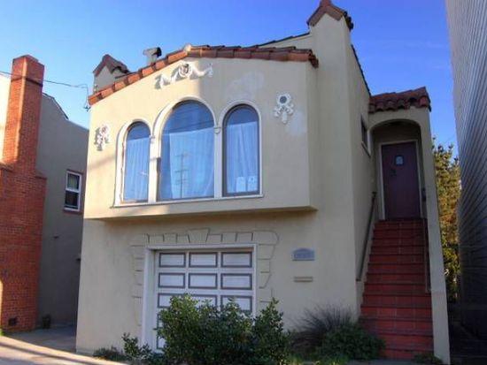 1893 San Jose Ave, San Francisco, CA 94112