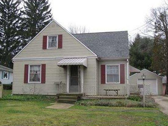 396 S 4th St, Sharpsville, PA 16150