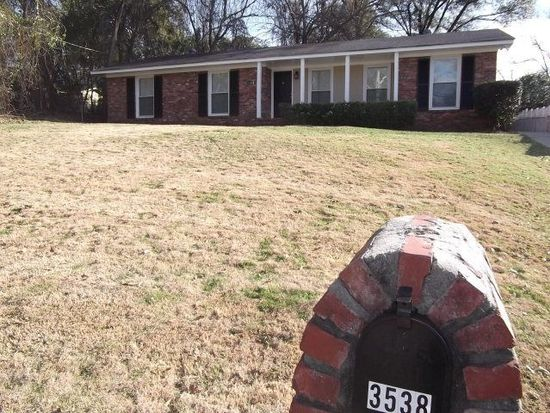3538 Crowell Dr, Columbus, GA 31906