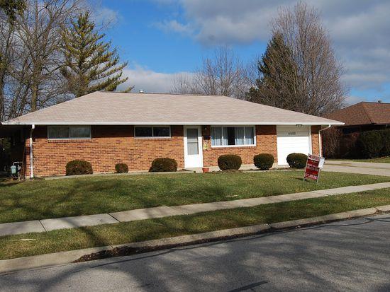 6682 Bartlett Rd, Reynoldsburg, OH 43068