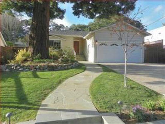 2034 Mezes Ave, Belmont, CA 94002