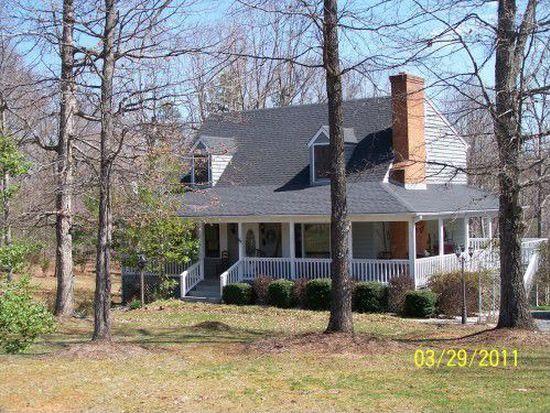 457 Orrix Creek Rd, Evington, VA 24550