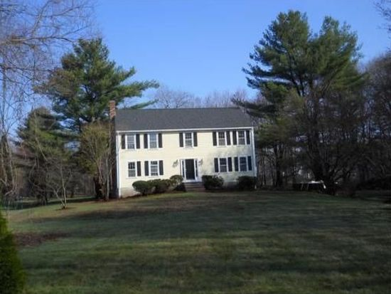 52 Olympic Ln, North Andover, MA 01845