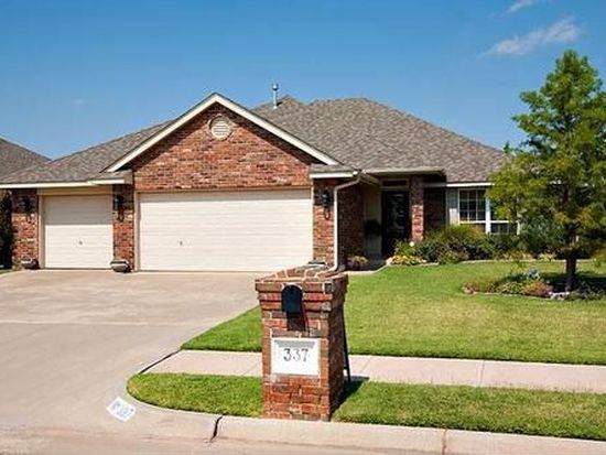 337 Bright Angel Trl, Edmond, OK 73003