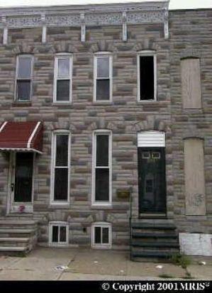 321 N Calhoun St, Baltimore, MD 21223
