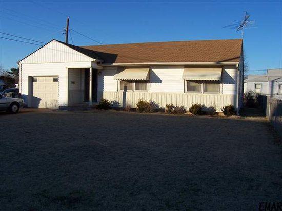1114 E Chestnut Ave, Enid, OK 73701