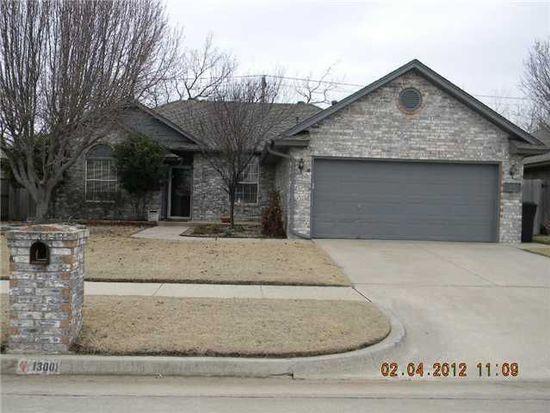 13001 Cloverleaf Ln, Oklahoma City, OK 73170