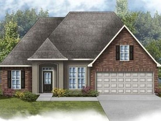 Rose II A - Malpass Landing by DSLD Homes