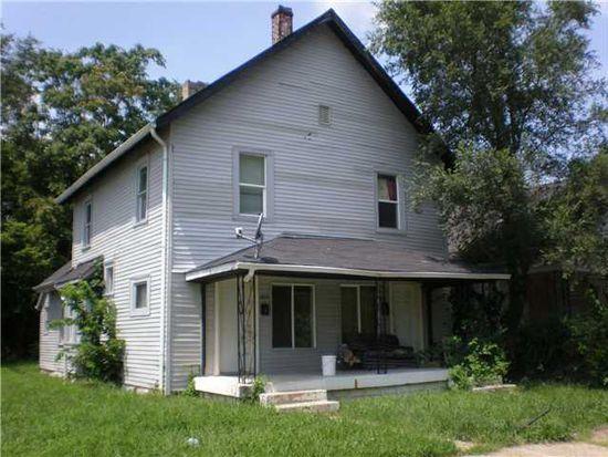 1810 Sugar Grove Ave, Indianapolis, IN 46202