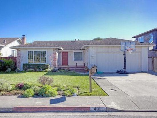 431 Wave Ave, Half Moon Bay, CA 94019
