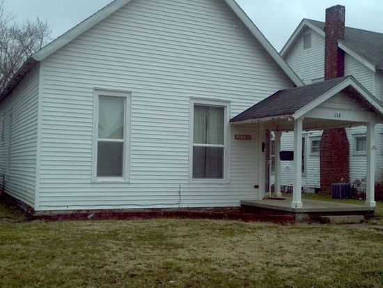 114 N E St, Marion, IN 46952