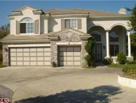 3813 Mountain Shadows Rd, Agoura Hills, CA 91301