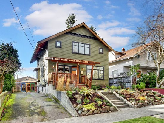 4125 Ashworth Ave N, Seattle, WA 98103