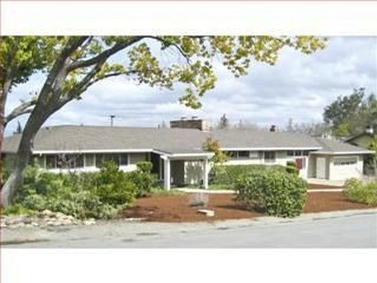 14501 Clearview Dr, Los Gatos, CA 95032