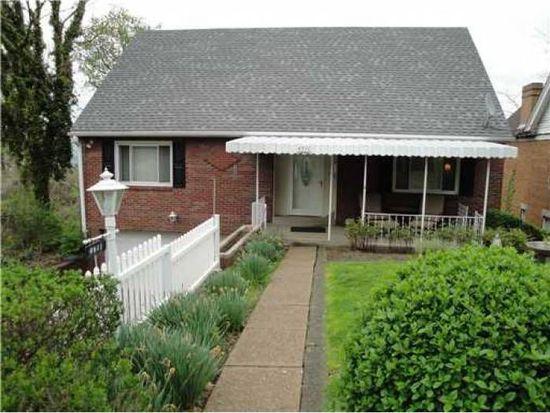 4911 Coleridge St, Pittsburgh, PA 15201