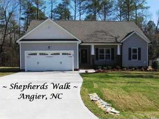 85 Kingland Dr, Angier, NC 27501
