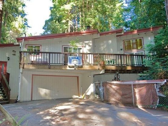 1765 Lakeside Dr, Felton, CA 95018