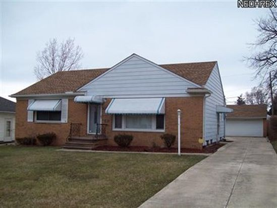 4528 Merrygold Blvd, Cleveland, OH 44128