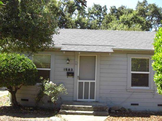 1563 North St, Santa Rosa, CA 95404