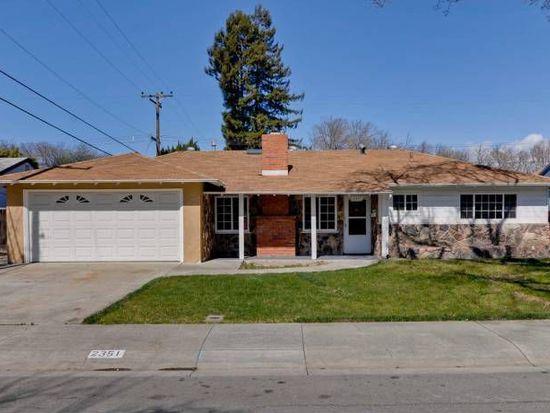 2351 Fatjo Pl, Santa Clara, CA 95050