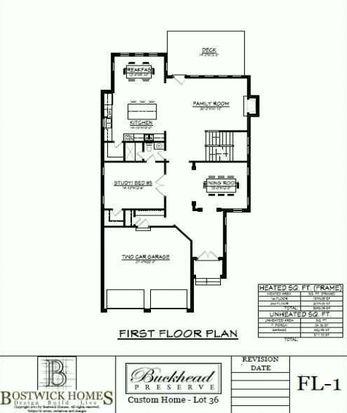 1691 Buckhead Ct NE, Atlanta, GA 30324