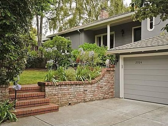2924 Hillside Dr, Burlingame, CA 94010