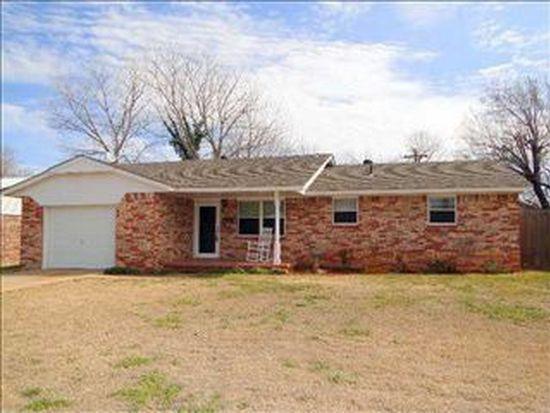 603 Cottonwood Ln, Tecumseh, OK 74873
