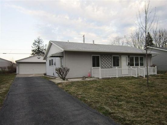 1404 Rockwell Dr, Xenia, OH 45385