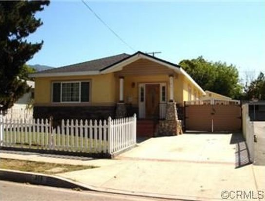 314 S Canyon Blvd, Monrovia, CA 91016