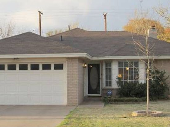 2610 79th St, Lubbock, TX 79423