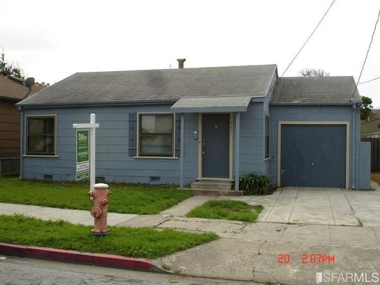 541 4th Ave, San Bruno, CA 94066