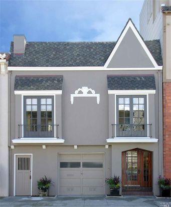 2057 Jefferson St, San Francisco, CA 94123