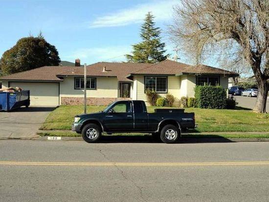 500 Arthur St, Novato, CA 94947