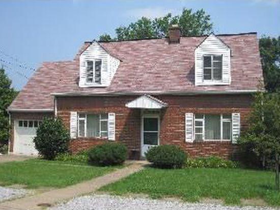 1410 Oakmont Rd, Charleston, WV 25314