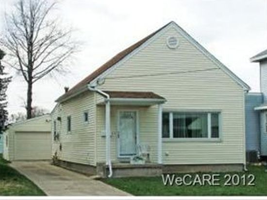 605 N West St, Lima, OH 45801