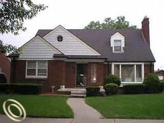 6771 Archdale St, Detroit, MI 48228