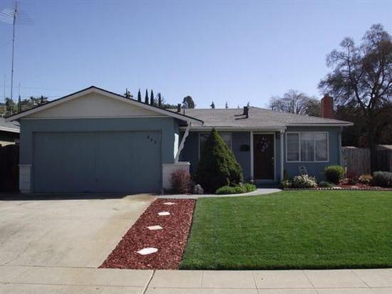 652 Continental Dr, San Jose, CA 95111