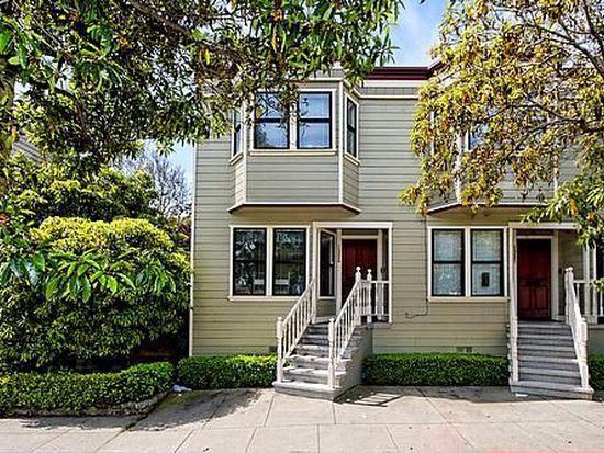 1355 Scott St # 1355, San Francisco, CA 94115