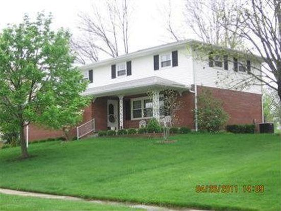 4608 Wicklow Dr, Middletown, OH 45042
