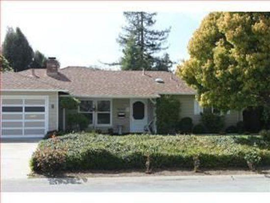 1337 Cordilleras Ave, Sunnyvale, CA 94087