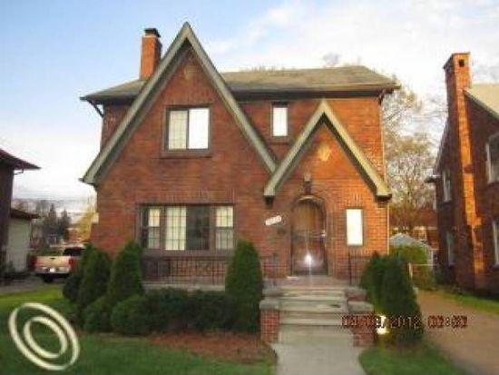 16757 Shaftsbury Ave, Detroit, MI 48219