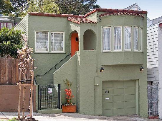 84 Cortland Ave, San Francisco, CA 94110