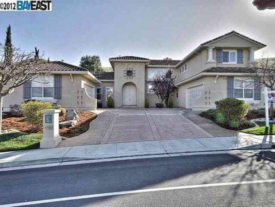 47466 San Clemente Ter, Fremont, CA 94539
