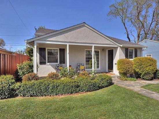 1825 Arbor Dr, San Jose, CA 95125