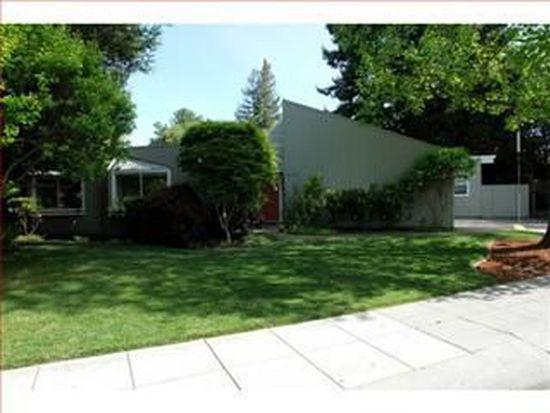 1629 Channing Ave, Palo Alto, CA 94303
