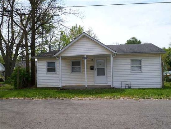 1715 Mulvane Ave, Anderson, IN 46016